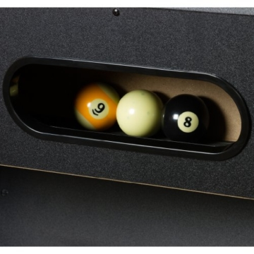 Ballrücklaufsystem