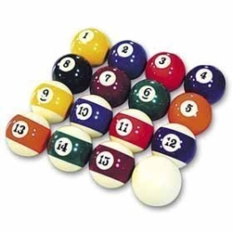 Billardkugeln Pool-Ballsatz -