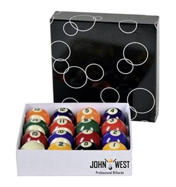 John West Pool Billardkugeln 57 mm -